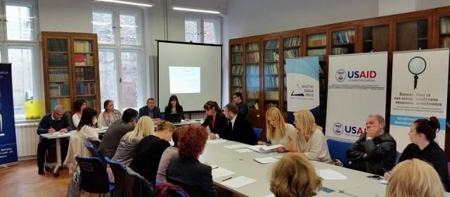 """Održan okrugli sto na temu """"Unapređenje integriteta sudova u Srbiji"""""""