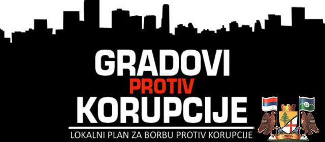 Anketa o korupciji i borbi protiv korupcije u gradu Boru