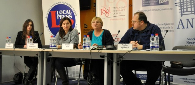 Prezentovani rezultati prve faze istraživanja – Medijska pismenost u Srbiji