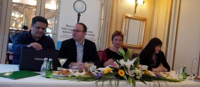Predstavljeni nalazi BIRODI/KAS istraživanja o integritetu političkih partija